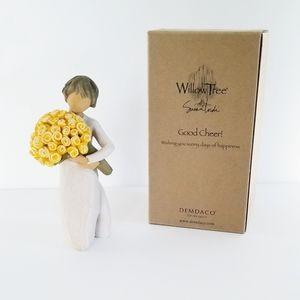 Willow Tree Good Cheer Figurine